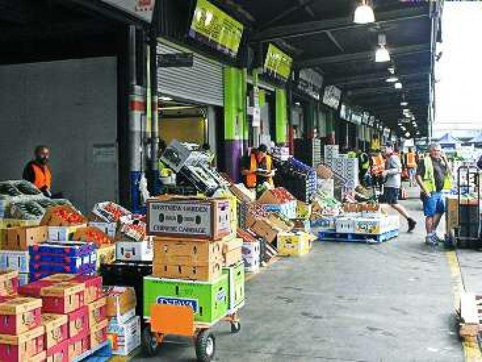 Χονδρική Αγορά Brisbane Australia