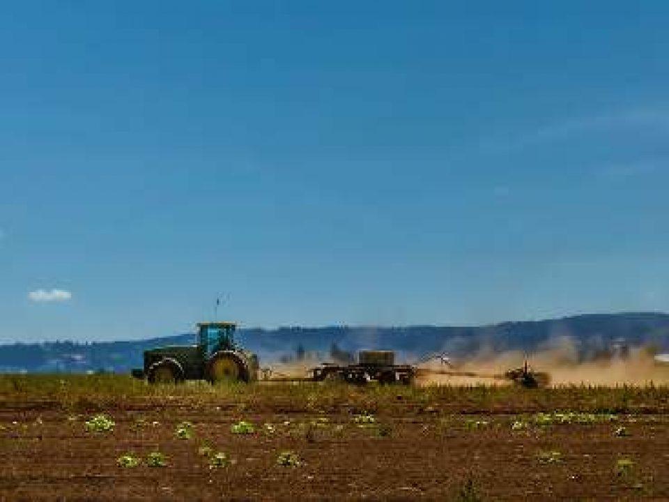 Προετοιμάζοντας το χωράφι
