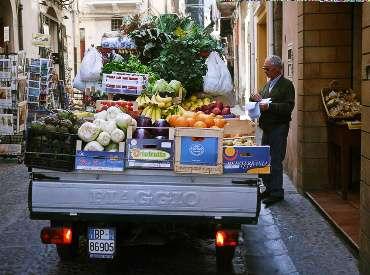 Διανομή Λαχανικών